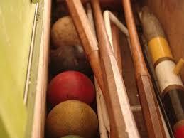 croquet stuff