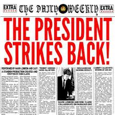 president strikes back