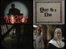 quiet as a nun